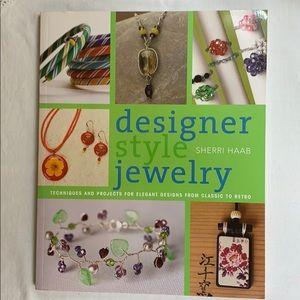 Designer Style Jewelry,  instruction book